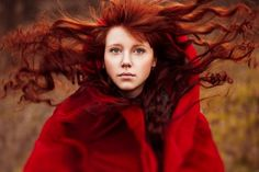Red Riding Hood by Ann Nevreva