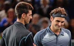 Federer-Djokovic ATP Finals Pronostico e dove vederla La stagione del tennis maschile non si poteva chiudere in modo migliore con la sfida che tutti si aspettavano tra Djokovic, che in questa stagione ha vinto tutto e Roger Federer che probabilmente è u #federer-djokovic