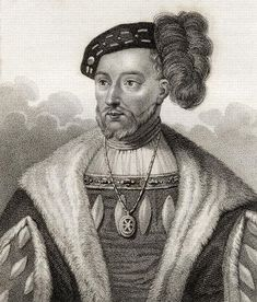 James V King Of Scotland 1512 - 1542 From The Book A Catalogue Of Royal And Noble Authors Volume V Published 1806 Canvas Art - Ken Welsh Design Pics x Scotland History, Uk History, My Family History, Tudor History, European History, British History, Asian History, History Facts, Ancient History