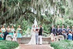Jenna + Matt | Orleans Square Wedding