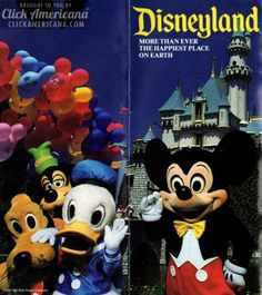 Disneyland 1987: More than ever the happiest place