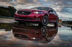 Driven: 2013 Ford Taurus SHO… It's SHO-time! Ford Taurus Sho, Driving Test, Volkswagen, Household, Garage, Bmw, Cars, American, Vehicles