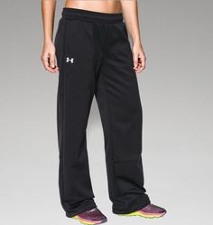 Women's Armour® Fleece Team Pants