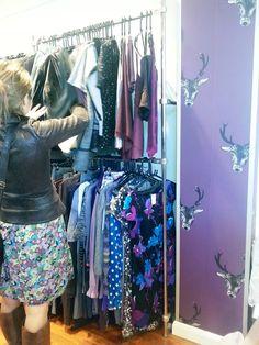 A shop detail from the Spring refresh at FARA Teddington 2014.