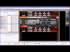 NRS Impulse Exploration ReFill for Reason 8 3 and RV7000mkii - YouTube
