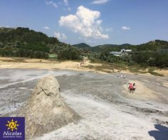 Private Tour to Mud Volcanoes Romania