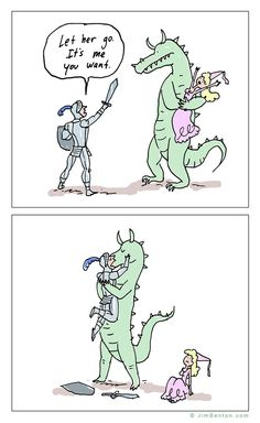 Jim Benton Cartoons  (Dec/28/2014)
