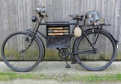 German army bike