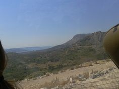 Carretera hacia Split