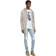 Amiri - Indigo Mx1 Classic Jeans