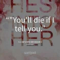 Wattpad Quotes, Wattpad Books, Wattpad Stories, Told You So, Love You, My Love, Book Quotes, Life Quotes, Jung So Min