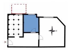 Bezugsfreie 1-Zimmer-Wohnung in Prenzlauer Berg