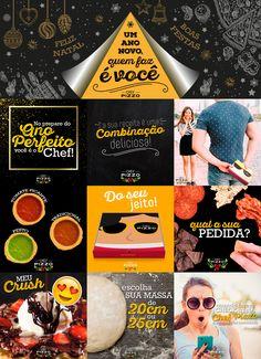 Social Media   Chef Pizzo on Behance