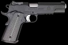 Springfield Armory TRP one of my favorite guns!