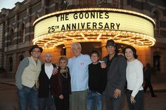 """Joey Pants! What a great picture. I've met Joey Pants two times, and he's a helluva guy. His work with No Kidding Me Too is fantastic.    Lupe Ontiveros Photo - Warner Bros. """"The Goonies"""" 25th Anniversary Celebration"""