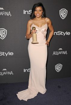 In Stella McCartney at the InStyle And Warner Bros. 73rd Annual Golden Globe Awards Post-Party   - ELLE.com