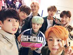 BTS / Show Champion / Selca