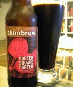 Slumbrew porter square porter