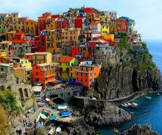 Cinque Terre, Italy. Please can I go there?
