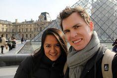 Exploring the Louvre in Paris