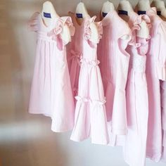 "BONNE CHANCE - Children's Wear on Instagram: "" Home of the soft... #pink #organic #cotton #finecloth #soft #comfortdress #bonnechancecollection #summerdress #ss15 #babydress…"""