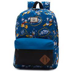 d6be3d2e9db Disney Old Skool II Backpack
