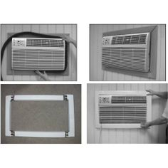 Frigidaire EA120T Trim Kit for 26 In. Through-the-Wall Air Conditioners by Frigidaire. $77.89. Cord is pulled through trim frame. 1.5 in. x 2 in. x 84 in. stuffer seal fits between wall-sleeve and unit. Adds finishing touch to through-the-wall air conditioner installation. Trim kit for 26 inch through-the-wall air conditioners. Top and bottom pieces of trim frame snap into place. The Frigidaire EA120T Trim Kit for 26 In. Through-the-Wall Air Conditioners feature...