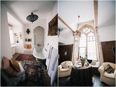 Wedding Wednesday: Inspiring Venues {Butley Priory}