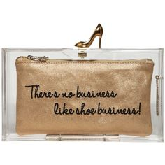 b2d0d0811d Love this from Charlotte Olympia clutch! She has become the princess of  kitchy cool accessories.but of course Lulu Guinness will always reign  supreme.