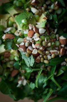 Mga Pinoy, heto na ang mongo beans at avocado sa salad! It's not just about Sumang Mongo and Mongo Soup anymore!