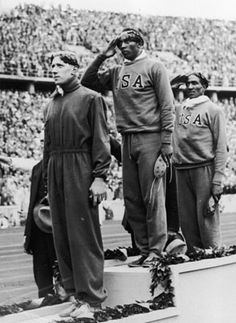 Nazi Olympics | Owens defies Hitler - Berlin 1936 - Most memorable Olympic moments ...
