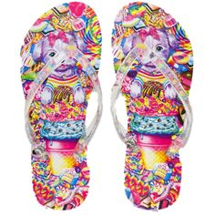 Look at this Lisa Frank Puppy & Ice Cream Flip-Flops Cream Shoes, Lisa Frank Clothing, Puppy Ice Cream, Heather Lee, Lisa Frank Stickers, Walk In My Shoes, Fashion Styles