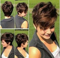 I really want to cut my hair like this