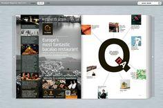 Image result for norwegian magazine design