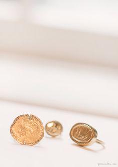 Lara Melchior, jewelry, gold ring, Parisienne / Garance Doré
