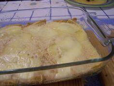 Crespelle di Raclette e prosciutto #ricetta di @ilpomodororosso Raclette Fondue, Crepes, Prosciutto, Chicken, Meat, Pasta, Oven, Raclette Ideas, Pancakes