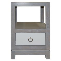 Buy Tempo Nightstand from Rooms by ZoyaB. from New York Design Center on Dering Hall