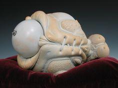 Bizarre Ceramic Figures By Jason Briggs