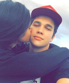 Austin Mahone and Katya Henry