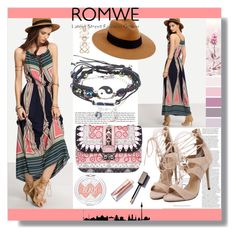 """""""Romwe"""" by mila96h ❤ liked on Polyvore featuring Valentino, rag & bone, Accessorize and romwe"""
