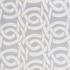 Highland Knot Fabric – Fog