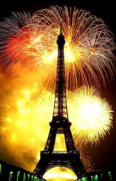 New Years in Paris: it would be so cool to celebrate New Years in a different country every year