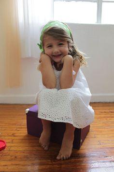 Una bella sonrisa para este viernes #BambiniAllaModa www.gigiotopo.com
