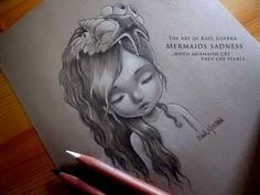 Mermaids+Sadness++by+Raul+Guerra+by+raul-guerra.deviantart.com+on+@deviantART