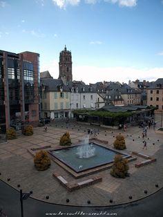 Carnet de Voyage «Rodez» : La Ville, son Patrimoine et ses Musées – Le Souffle Créatif