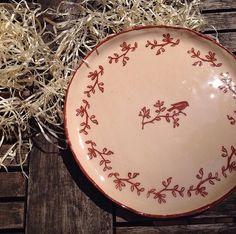KateKot plate ceramic, plate, handmade