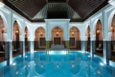Le Spa at La Mamounia and 8 other incredible spas that need to be seen to be believed