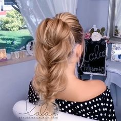 Do you wanna get easy and cute hair tutorials for Easy Updos For Medium Hair, Easy Hairstyles For Long Hair, Cute Hairstyles, Medium Hair Styles, Long Hair Styles, Updos For Medium Length Hair Tutorial, Hairstyles Videos, Easy Hairstyle Video, Long Hair Video
