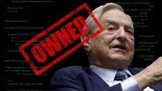 Soros got hacked. Can you guess what we found? #NewWorldNextWeek