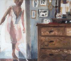 'Summer Morning' by Brita Granström (acrylic on canvas)